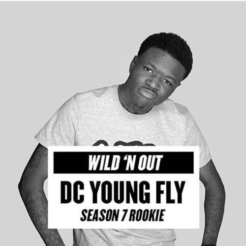 Small dc young fly