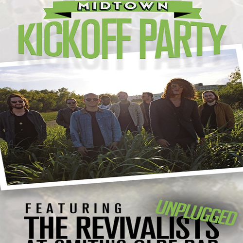 Small unplugged revivalists